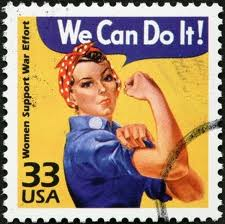Women- we can do it