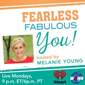 Tune in Live Mondays, 9pm ET/6pm PT with Host Melanie Young and on deman on www.iHeart.com