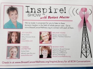 BREAST CANCERWELLNESS INSPIRE