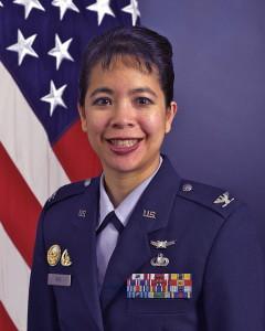 Colonel Deanna Won