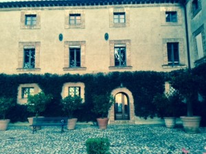 """Castello delle Regine, our """"home for the weekend in Umbria"""